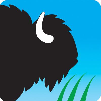 Download the FREE BisonFinder app today!.  (PRNewsFoto/National Bison Association)