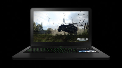 The Razer Blade: The Beauty is Now the Beast