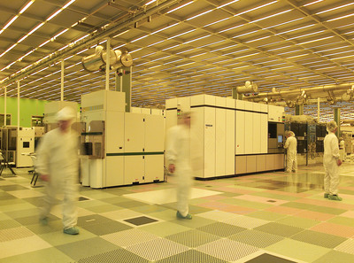IBM's state-of-the-art 300mm chip plant in East Fishkill, N.Y., will be the manufacturing facility for the new game chip the company is building for Nintendo's new game console, the Wii U, due to hit store shelves in 2012.
