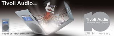 Tivoli Audio Global Design Competition Winner.  (PRNewsFoto/Tivoli Audio)