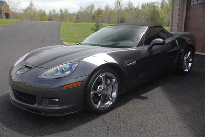 NICB helps police recover 2010 Corvette that was victim of Craigslist scam.
