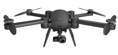 The Premium model offers users the most capable consumer drone on the market with the ability to quickly and easily switch out gimbals for different camera configurations - and will soon include the ability to add DLSRs and mirrorless cameras to the unit via Universal Gimbals.