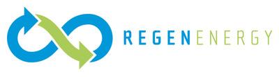 REGEN Energy logo.  (PRNewsFoto/REGEN Energy)