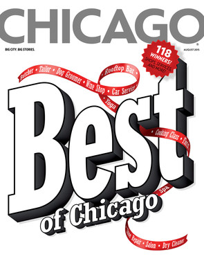 Chicago magazine August Issue: Best of Chicago