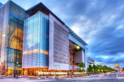The Newseum in Washington, D.C.