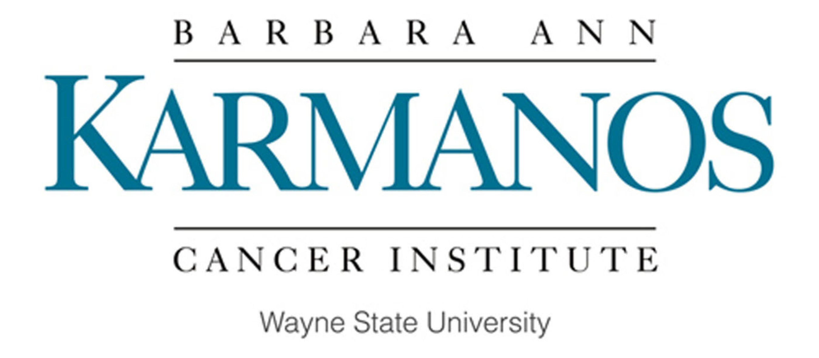 Barbara Ann Karmanos Cancer Institute Logo.