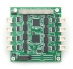 High Performance PCI/104-Express 4 or 8 Port RS-232/422/485 Serial I/O Module with Opto-isolation (PRNewsFoto/Diamond Systems)
