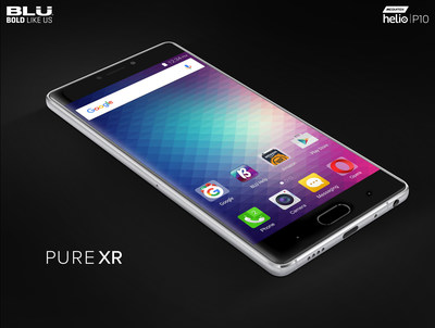 BLU Pure XR becomes official, has 4GB of RAM and costs $299.99