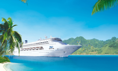 Pacific Dawn (PRNewsFoto/Carnival Corporation & plc)