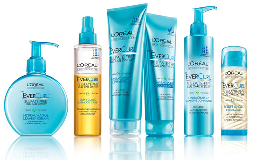 New Survey Results from L'Oreal Paris Indicate it is Time to Let Curls Reign Supreme.  (PRNewsFoto/L'Oreal Paris)
