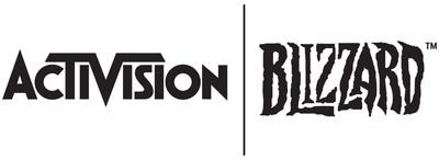 Activision Blizzard Logo.  (PRNewsFoto/Activision Blizzard, Inc.)