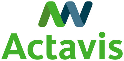 New Actavis Logo.  (PRNewsFoto/Watson Pharmaceuticals, Inc.)