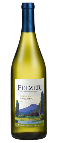 Fetzer Commemorates Earth Day with Limited Edition Bottle Artist Series