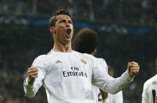 CRISTIANO RONALDO TO JOIN REAL MADRID FOR THE 2014 GUINNESS INTERNATIONAL CHAMPIONS CUP (PRNewsFoto/Relevent Sports)