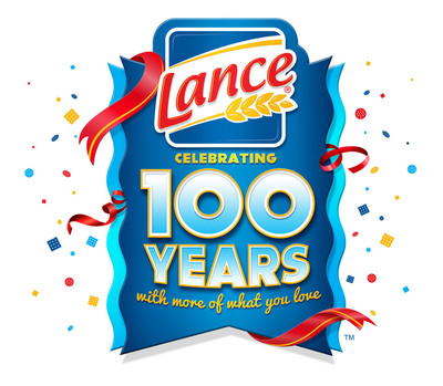 America's Favorite Sandwich Cracker Celebrates 100 Years.  (PRNewsFoto/Snyder's-Lance, Inc.)