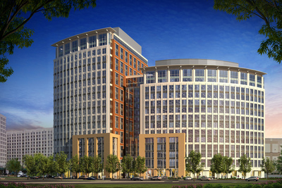 USAA Real Estate Company Develops New Headquarters for National Science Foundation in Alexandria, VA (PRNewsFoto/USAA Real Estate Company)