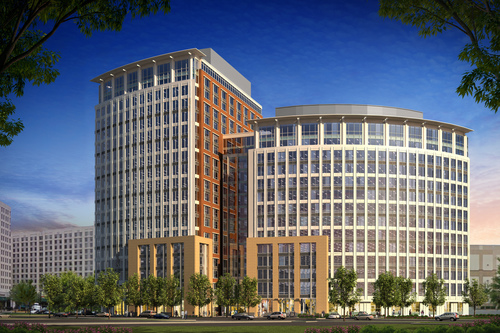 USAA Real Estate Company Develops New Headquarters for National Science Foundation in Alexandria, VA ...