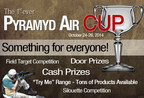 There's something for everyone at the Pyramyd Air Cup this October. Stop by if you're in the area and check it out. (PRNewsFoto/Pyramyd Air)