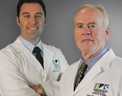 Dr. John Pennings, Director, CEO and Dr. Cory Richardson, Director of Foregut Surgery