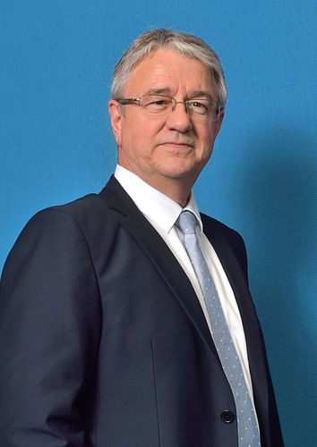 Francis Gauvain, Aircelle Vice President of Human Resources and Facilities (PRNewsFoto/Aircelle, a Safran Company)