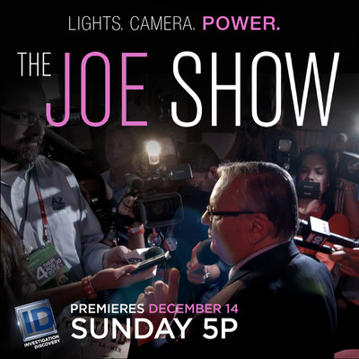 Ringmaster Sheriff Joe Arpaio in THE JOE SHOW only on Investigation Discovery