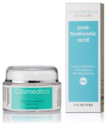 Cosmedica Skincare Night Cream (PRNewsFoto/Cosmedica Skincare)