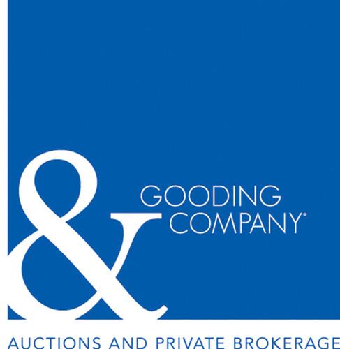Gooding & Company logo.  (PRNewsFoto/Gooding & Company)