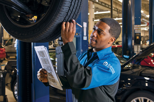 Mopar is Chrysler Group's service, parts and customer-care brand.  (PRNewsFoto/Chrysler Group LLC)