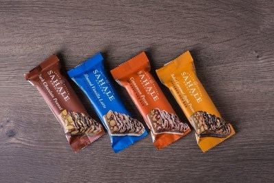 New Sahale Snacks(R) Layered Nut Bars Offer a Beyond Ordinary(R) Taste Experience