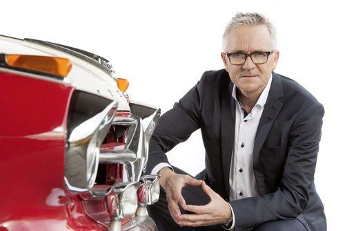 Einar J. Hareide, Head of Design, Borgward AG (PRNewsFoto/Borgward AG)