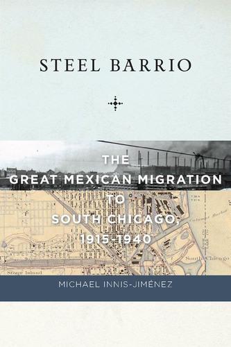 STEEL BARRIO book cover.  (PRNewsFoto/NYU Press)
