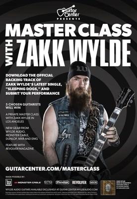 Zakk Wylde Master Class