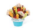 Edible Arrangements' Confetti Fruit Cupcake arrangement. (PRNewsFoto/Edible Arrangements)