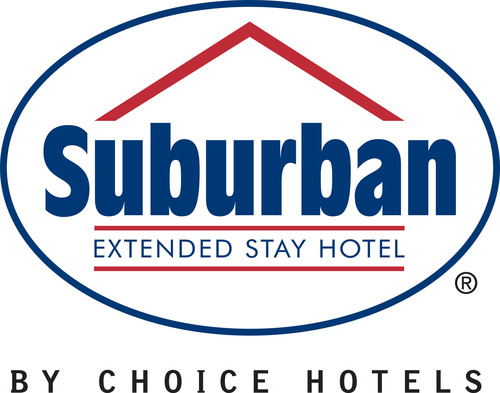 Suburban Extended Stay.  (PRNewsFoto/Choice Hotels International)