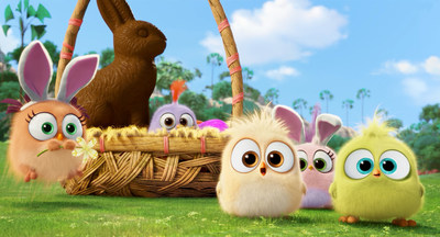 The Angry Birds Movie's Hatchlings Back in Theaters; Easter Greeting Comes to the Big Screen