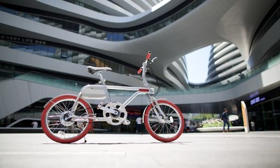 TSINOVA Smart Pedelec was made for urban commuting and has different styles