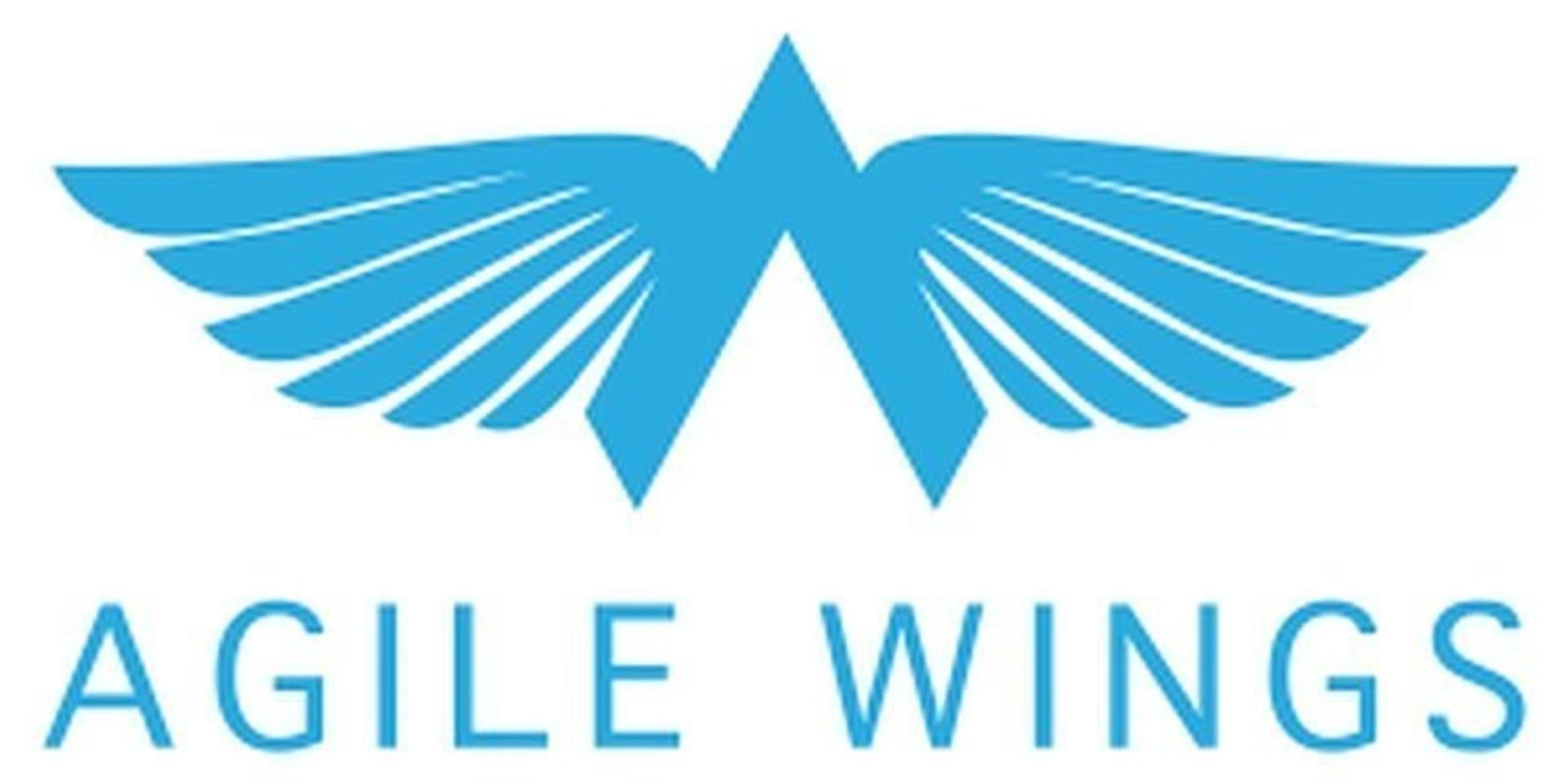 Agile Wings Logo (PRNewsFoto/AGILE WINGS LTD) (PRNewsFoto/AGILE WINGS LTD)
