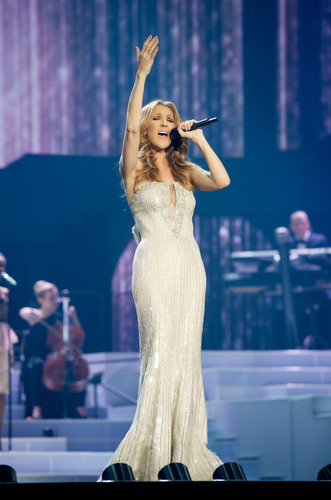 Celine Dion Returns to the Stage at The Colosseum at Caesars Palace with 36 Summer 2012 Shows in Las Vegas.  ...