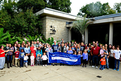 The Children's Hospital of Philadelphia Hosts Unique Fetal Surgery Patient Family Reunion in Cleveland