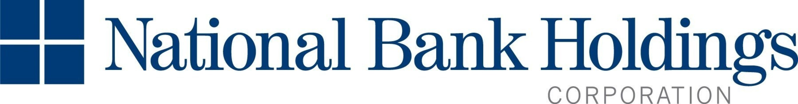 National Bank Holdings Corporation Logo. (PRNewsFoto/National Bank Holdings...)