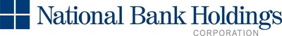 National Bank Holdings Corporation Logo. (PRNewsFoto/National Bank Holdings...)