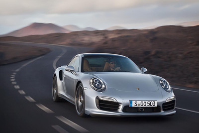 The 2014 Porsche 911 Turbo S.  (PRNewsFoto/Porsche Cars North America, Inc.)
