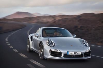 The 2014 Porsche 911 Turbo S.  (PRNewsFoto/Porsche Cars North America, Inc.)