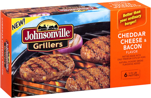 Johnsonville Celebrates National Burger Month with Launch of New Griller Varieties