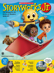 Storyworks Jr. is a new language-arts magazine created especially for third-graders, published by Scholastic.