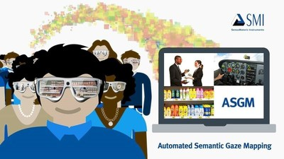 Augmented Reality and Technology (PRNewsFoto/SensoMotoric Instruments GmbH)