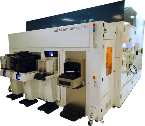 Molecular Imprints Imprio(R) 450 Lithography System. (PRNewsFoto/Molecular Imprints, Inc.) ...