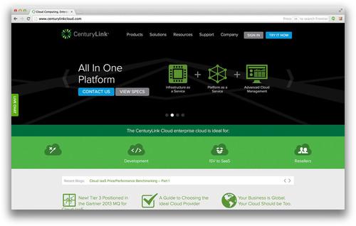 The new CenturyLink Cloud – based on Tier 3's public, multi-tenant cloud – targets complex enterprise ...