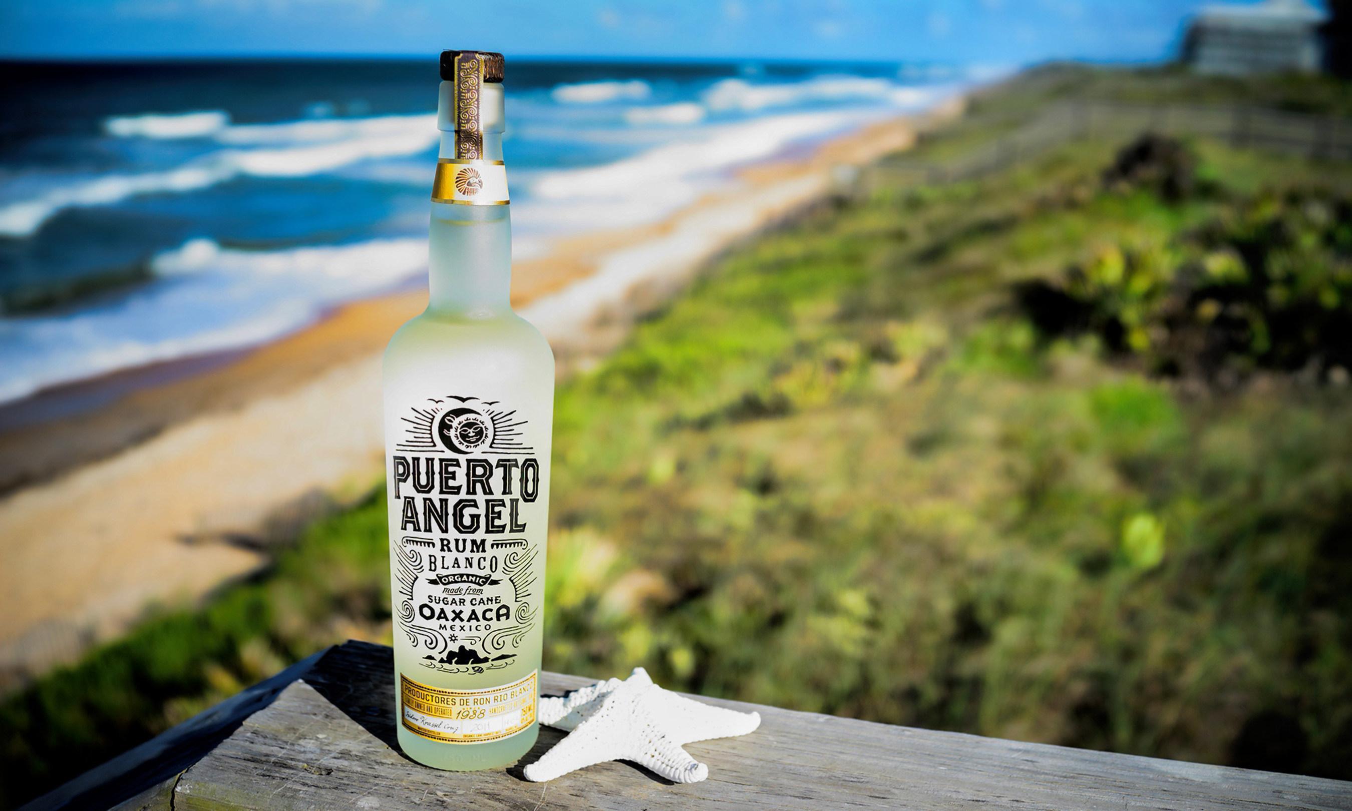 Puerto Angel Organic Rum