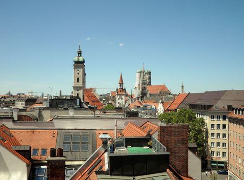 Munich City Center (PRNewsFoto/Rainer Fischer Immobilien)